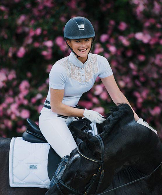 Tävlingsskjorta Equestrian Stockholm