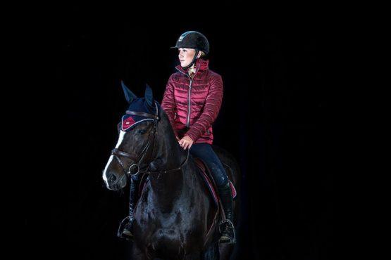 Equestrian Stockholm huva för ridning