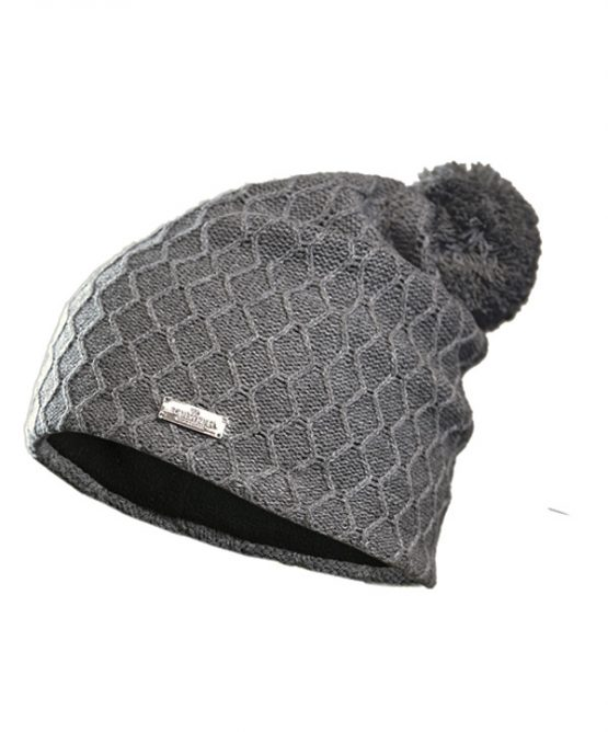 Mössa Equestrian Stockholm Quilted Gray