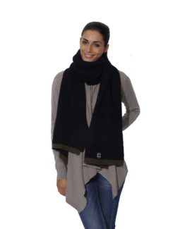 Big Scarf | Navy