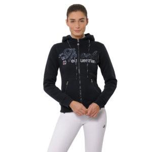 Spooks Sweatjacket Roxy Sequin