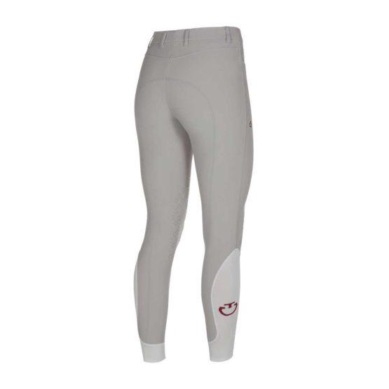 Cavalleria Toscana New Grip System Piping Logo Breeches knäskodd