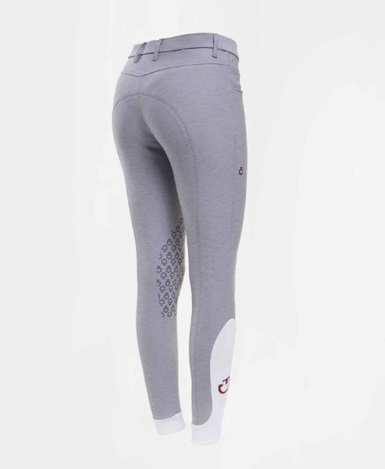 Cavalleria Toscana New Grip System Technical Technical Breeches knäskodd