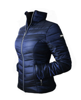 Equestrian Stockholm Light Weight Jacket Navy