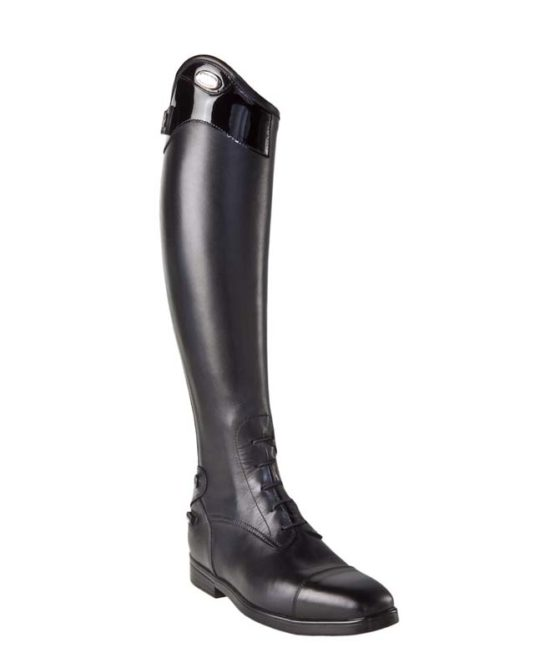 Ridstövel med lack Parlanti Passion Miami Lux Jumping Boots