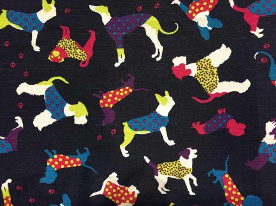 Shires Dog Print