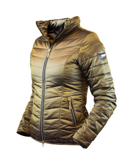 Equestrian StockholmLight Weight Jacket i Golden Brass