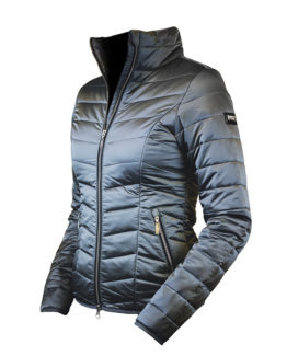 Equestrian Stockholm Light Weight Jacket i Steel Grey