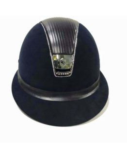 Samshield ridhjälm Miss Shield Premium Alcantara 255 Swarovski