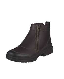 Ridsko Ariat WMS Barnyard Side Zip