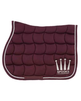 Hoppschabrak Spooks Saddle Pad Crown