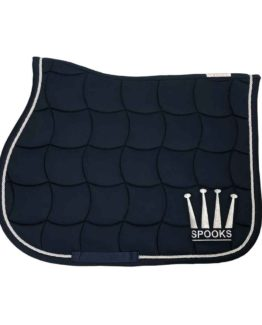 Hoppschabrak Spooks Saddle Pad Crown