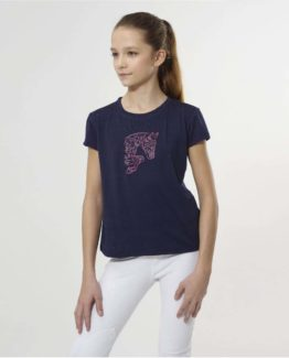 T-shirt Cavalliera Little Jumper