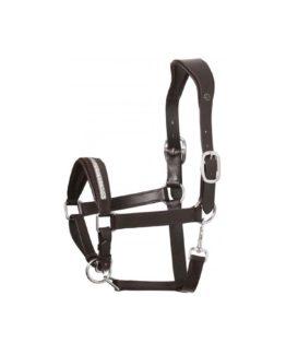 SD Design lädergrimma Crown Azzaro   Brun