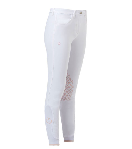 Cavalleria Toscana Girl's Color Grip Breeches