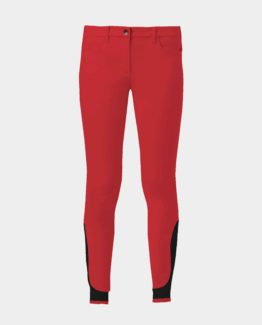 Girl's Color Grip Breeches