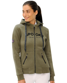 Spooks sweatjacket Pauliene Jacket
