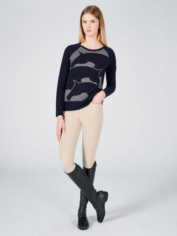 Finstickad tröja Vestrum Bourges Knitwear