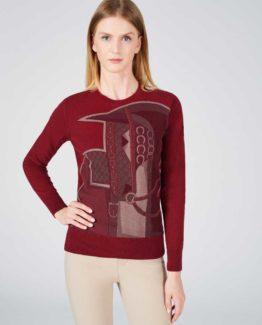 Finstickad tröja Vestrum Garda Knit Wear