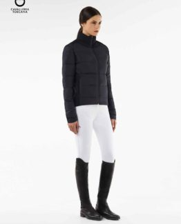 Quilted Matte Nylon Puffer