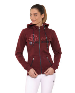 Spooks Sweatjacket Roxy Sequin