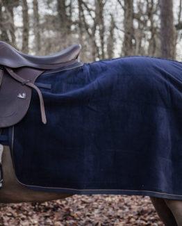 Ländtäcke Kentucky Horsewear Quarter Rug Heavy Fleece