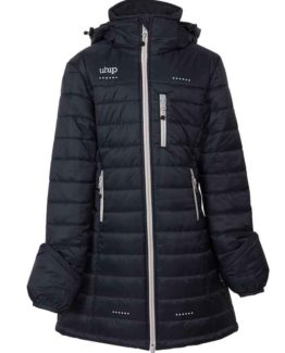 Uhip lång barnjacka Long Jacket Junior Navy