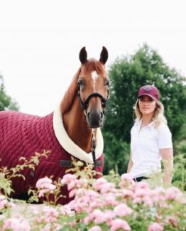 Täcke Kentucky Horsewear Show Rug