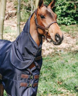 Lös hals Neck Allweather 0 g till Kentucky Horsewear Turnout Rug All Weather