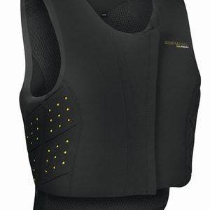 Komperdell säkerhetsväst Front zip junior