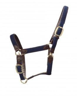 Plaited Nylon Halter | Grimma Kentucky Horsewear