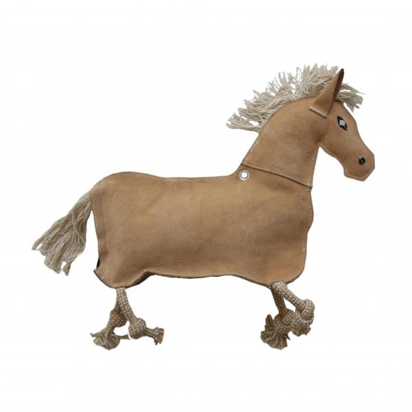 leksakshäst som rör sig