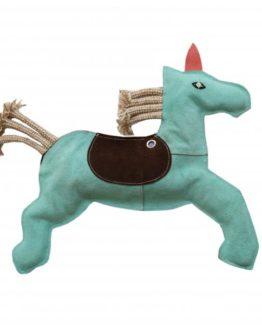 Leksakshäst / aktiveringsleksak Enhörning