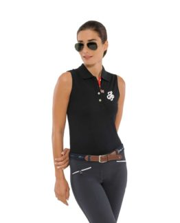 Pikétröja Spooks Mara Polo Sleeveless