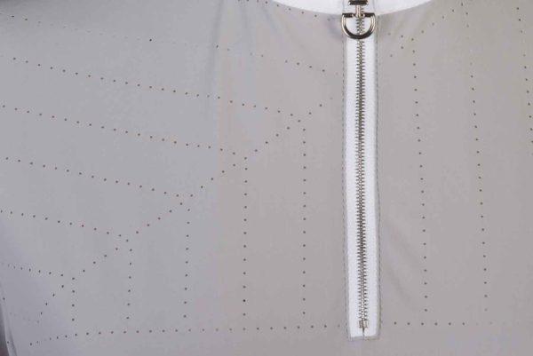 Perforated Sailing Jersey Competition Polo från Cavalleria Toscana