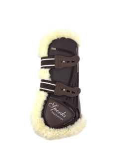 Benskydd Spooks Tendon Boots Teddy