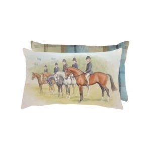Kudde The Line Up från Grays Equestrian Gifts