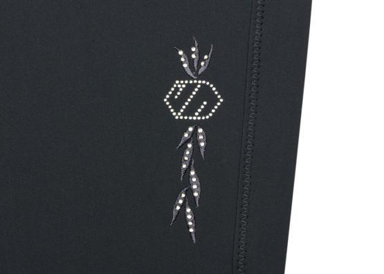 Samshield Adele Embroidery knäskodd ridbyxa