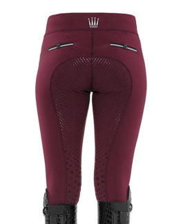 Carla Full Grip Leggings - helskodda ridtights från Spooks