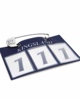 Kingsland nummerlapp