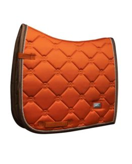 Equestrian Stockholm Brick Orange dressyrschabrak