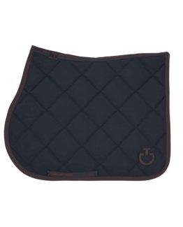 Schabrak Cavalleria Toscana Diamond Quilted Jersey Jumping Saddle Pad