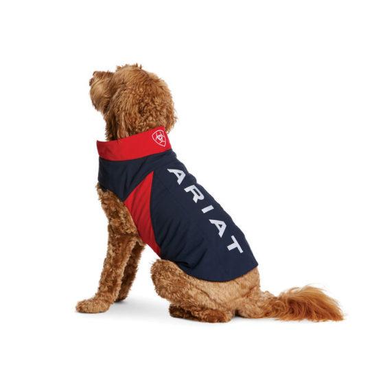 Hundtäcke Ariat Team Softshell Dog Jackat