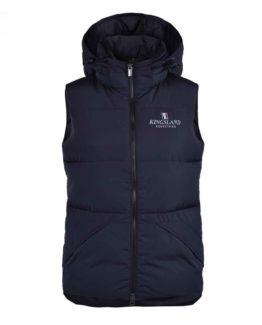 Ridväst från Kingsland Classic Down Vest