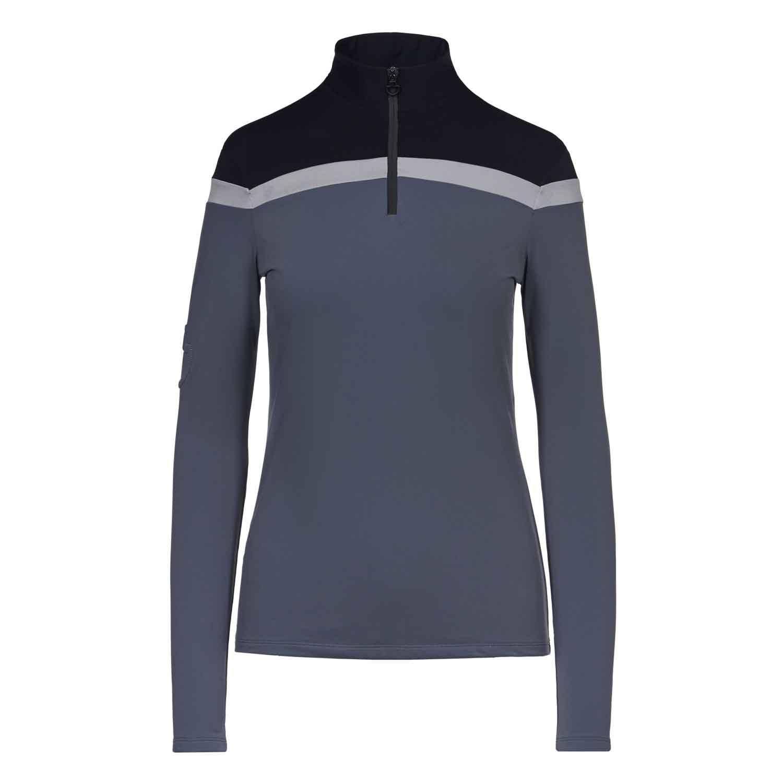 Jersey Fleece Multi Stripe Training Polo | Ridtröja