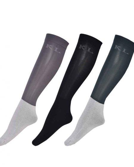 Kingsland ridstrumpa Carolina Nylon Knee Socks