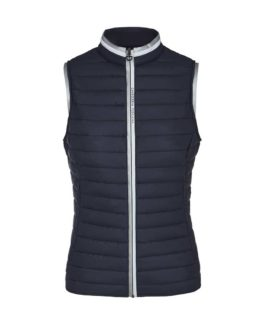 Dunväst Cavalleria Toscana Ultralight Packable Quilted Puffer Vest