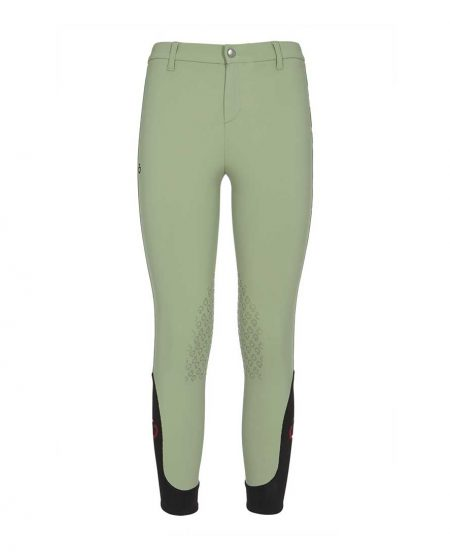 Cavalleria Toscana Super Grip Technical Breeches knäskodd juniormodell