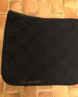 Cavalleria Toscana CT Jersey Stripe Dressage Saddle Pad