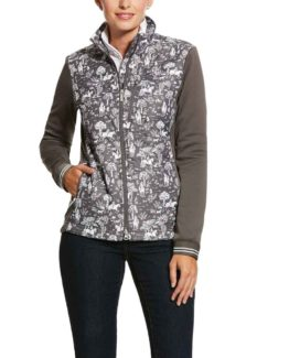 Funktionsjacka Ariat Woman's Hybrid Insulated Jacket